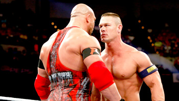 If Cena doesn't feud with Ryback, who can he feud with? Photo Courtesy of WWE.com