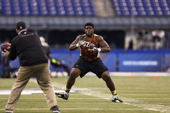 Chance Warmack may represent the most sure selection in the draft.