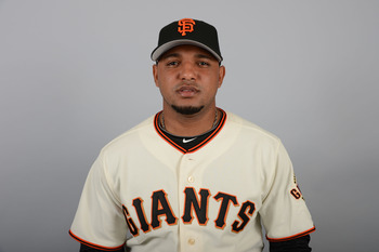 Tony Abreu has been slowed with a knee injury.