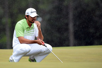 Jason Day will play with fellow Aussie and Masters challenger Marc Leishman in the first two rounds of the RBC Heritage.
