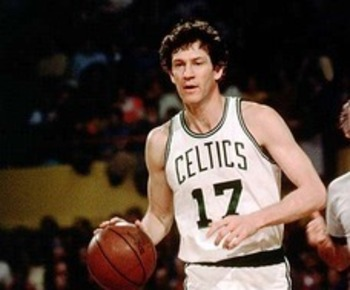 Boston Celtics' John Havlicek
