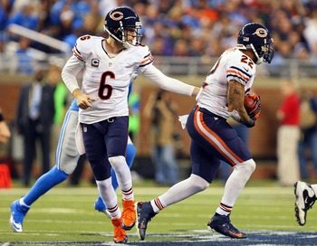 Jay Cutler is a free agent after the 2013 season.