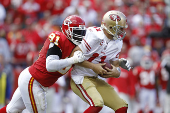 Tamba Hali and Alex Smith will now focus their collective energy on beating the Raiders.