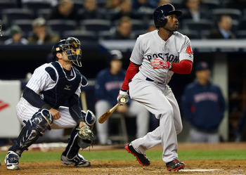 An electrifying spring forced Jackie Bradley, Jr. onto Boston's Opening Day roster.