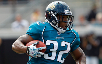Maurice Jones-Drew should return healthy in 2013.