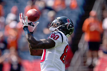Andre Johnson is one of the best receivers in the league.