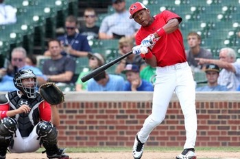 Byron Buxton has posted a 1.292 OPS through 11 games for Low-A Cedar Rapids. // Photo courtesy of ESPN.com
