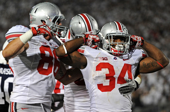 Carlos Hyde will need to be an emotional leader for the Buckeyes, who could be losing the chip off their shoulder.