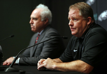 Chip Kelly will be running a high-powered offense in 2013.