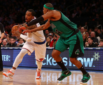 The Knicks need to beat the Celtics to reach the next round.