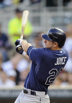 Matt Joyce is one of a number of Rays hitters who have got off to a slow start in 2013