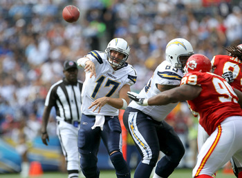 Philip Rivers was pressured so much, he often sensed it when it wasn't there.