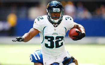 Maurice Jones-Drew is the best player in Jacksonville.