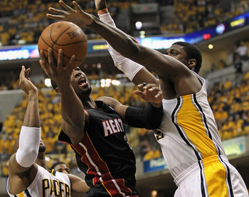 The Pacers are one of the few teams that still play big against Miami.