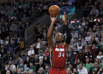 Is it possible that Miami's shooters will endure a collective slump?