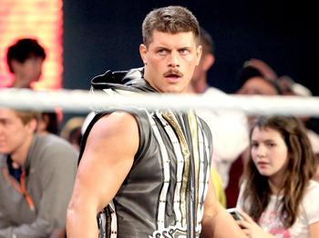 Cody Rhodes may sport a big last name in wrestling, but his skill got him where he is today. Photo Courtesy of WWE.com