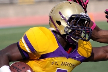 ESPN's No. 1 overall recruit Leonard Fournette Via 247Sports