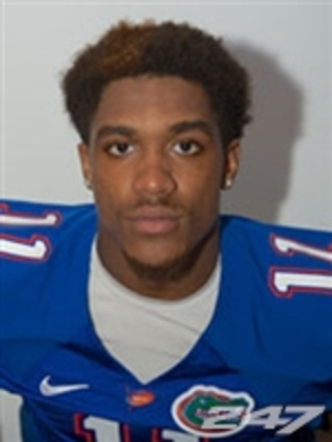 Demarcus Robinson is just one piece of Florida's excellent 2013 recruiting class. (Photo via 247sports.com)