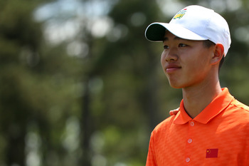 Tianlang Guan needs to be given time to grow up.