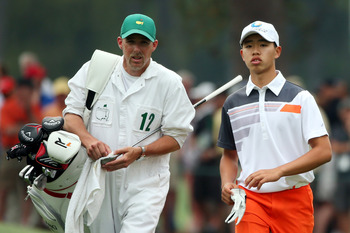 Tianlang Guan has a chance to be a role model for millions of Chinese.