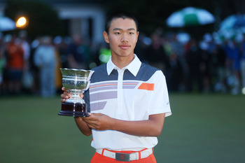 Tianlang Guan won the Silver Cup but that's not a reason for him to turn pro.