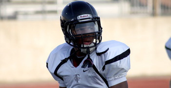 Stanford commitment Brandon Simmons via 247Sports