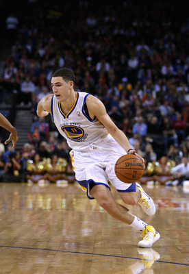 Klay Thompson will need to step his game up.