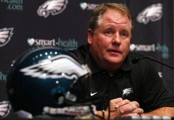 Chip Kelly might have have a fun time with his brutal schedule in 2013.