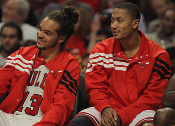 Chicago will have to find other ways to score without Noah and Rose.