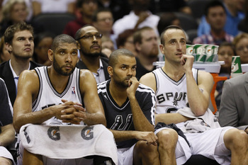 The Spurs need to pick up their defense in the playoffs.