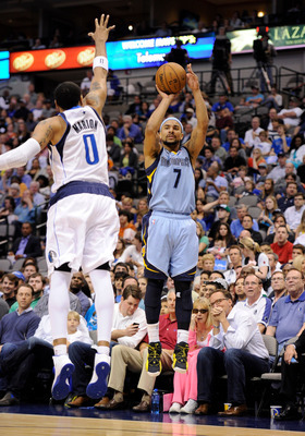 The Grizzlies need Jerryd Bayless to knock down outside shots.
