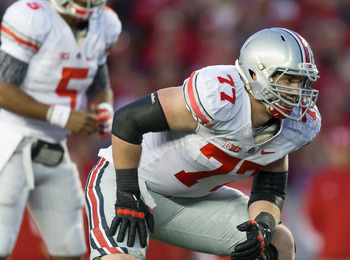 Ohio State's Reid Fragel is an underrated offensive tackle prospect.