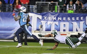 If the Chargers let Chris Johnson accelerate into open space, they could be in trouble.