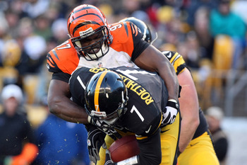 Geno Atkins terrorized quarterbacks last season.