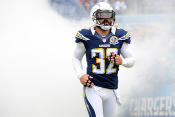 Eric Weddle will welcome the rest the bye week provides.