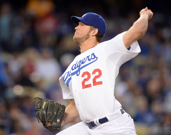 At the ripe old age of 25, Clayton Kershaw struck out his 1,000th hitter on Wednesday.