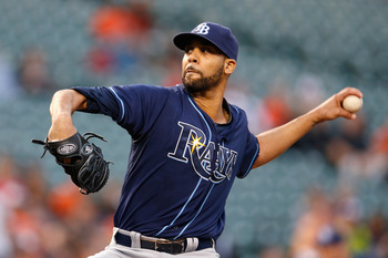 It's been a rough start to the season for reigning AL Cy Young winner David Price.