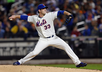 Matt Harvey did what Matt Harvey has done so often for the Mets against Stephen Strasburg on Friday night.