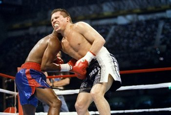 Whitaker beat Chavez to the punch.