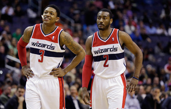 Wall and Beal are one of the league's best young backcourts.