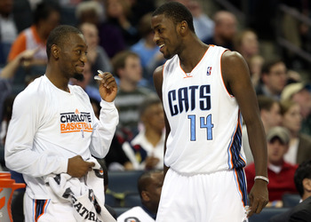 MKG and Kemba Walker are the 'Cats' top cats.