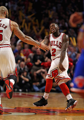 Nate Robinson is capable of swinging the momentum of the series.