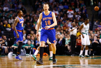 Steve Novak knows how to hit some threes.