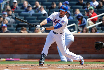 It's been another tough start for Ike Davis