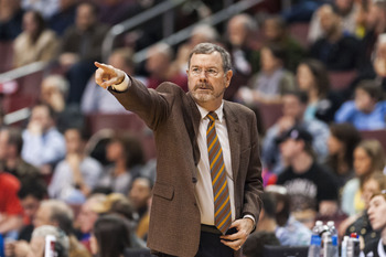 Brooklyn Nets' P.J. Carlesimo