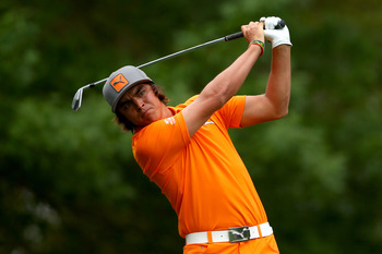 Rickie Fowler has very good memories of Merion Golf Club
