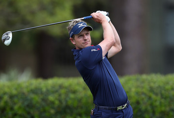 Luke Donald has the short game to win at Merion