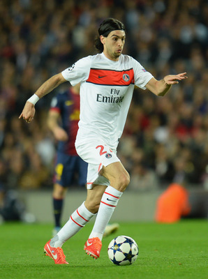 Javier Pastore hasn't been called up to Argentina in a long time, he deserves a shot.