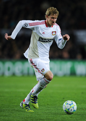 Stefan Kießling is good enough to represent Germany.
