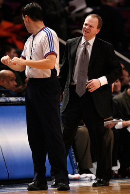 Lawrence Frank is the latest casualty in General Manager Joe Dumars' serial sacking spree.